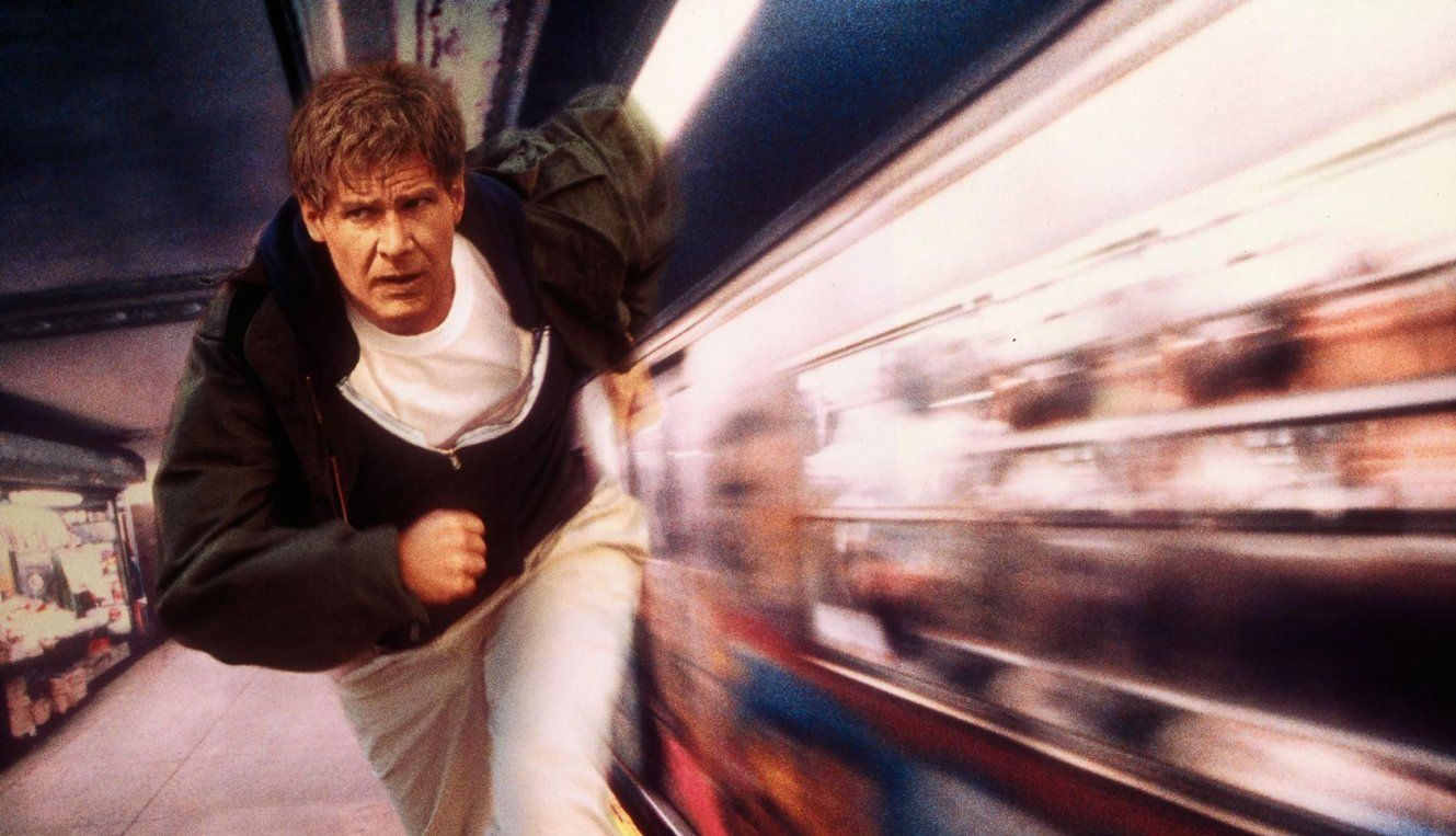 Harrison Ford's action classic The Fugitive is being rebooted because nothing is sacred