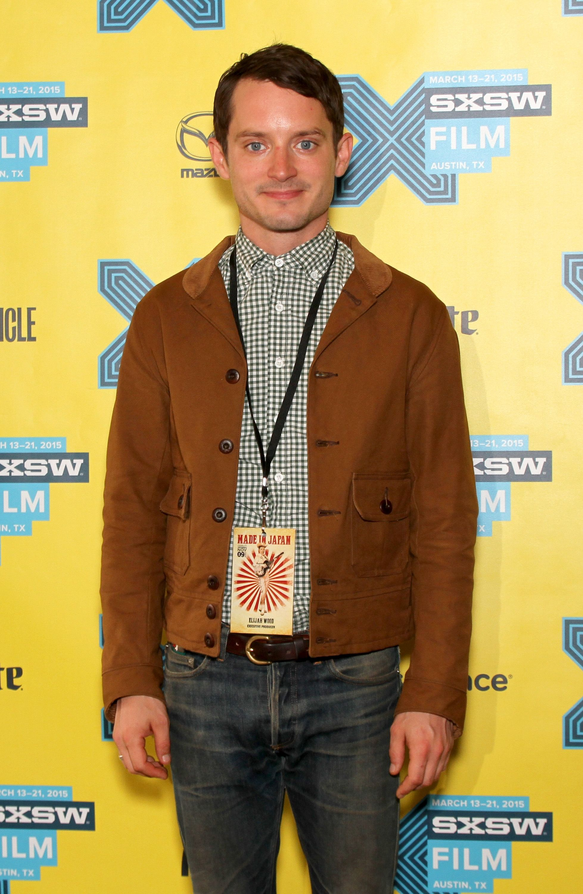 Lord of the Rings' Elijah Wood pays tribute to Christopher Tolkien after his death aged 95