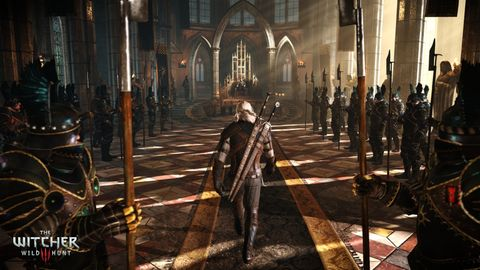 Modders are working on Witcher 3 visuals
