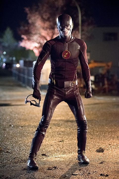 The Flash season 1 finale: Spectacular