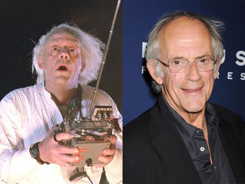 Christopher Lloyd Would Do Back To The Future 4
