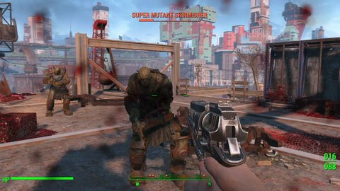 Fallout 4 won't launch with mod support