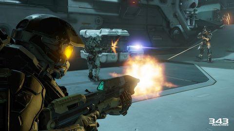 Dropping Halo 5 split-screen 'was tough'