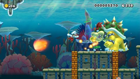 Rayman creator makes Super Mario Maker level