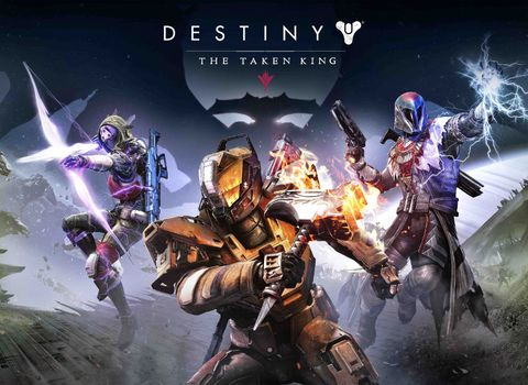 Destiny The Taken King review: Much stronger