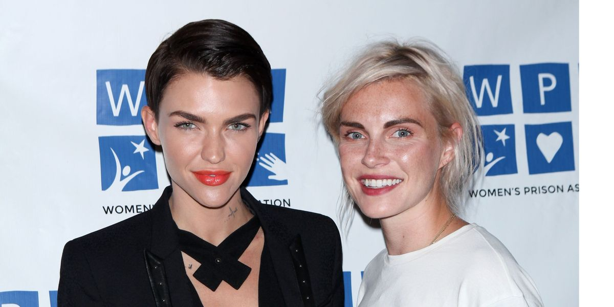 Orange Is The New Blacks Ruby Rose And Phoebe Dahl End Their Engagement