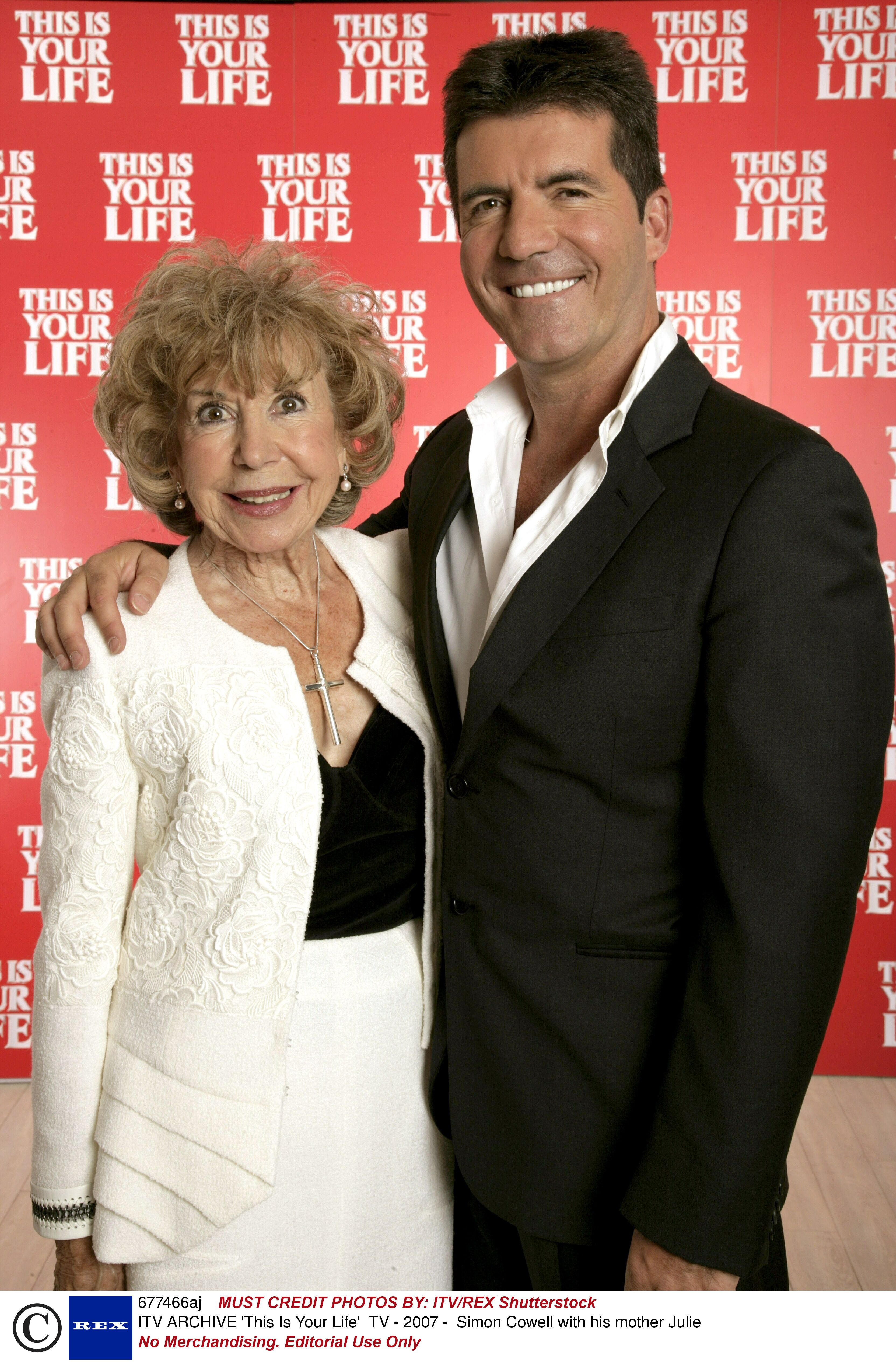 Cowell opens up about mother's death