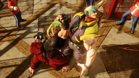 Ken Joins The Street Fighter 5 Lineup