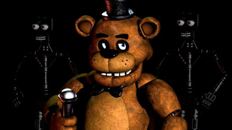 is five nights at freddy s 5 in development or can we expect another