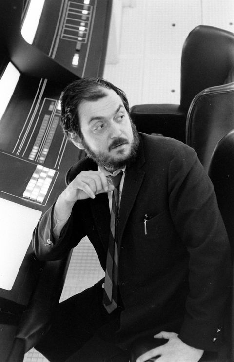 The Kubrick Stare, sometimes referred to as the... |Stanley Kubrick The Glare