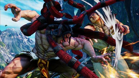 Check out the new Street Fighter 5 fighter