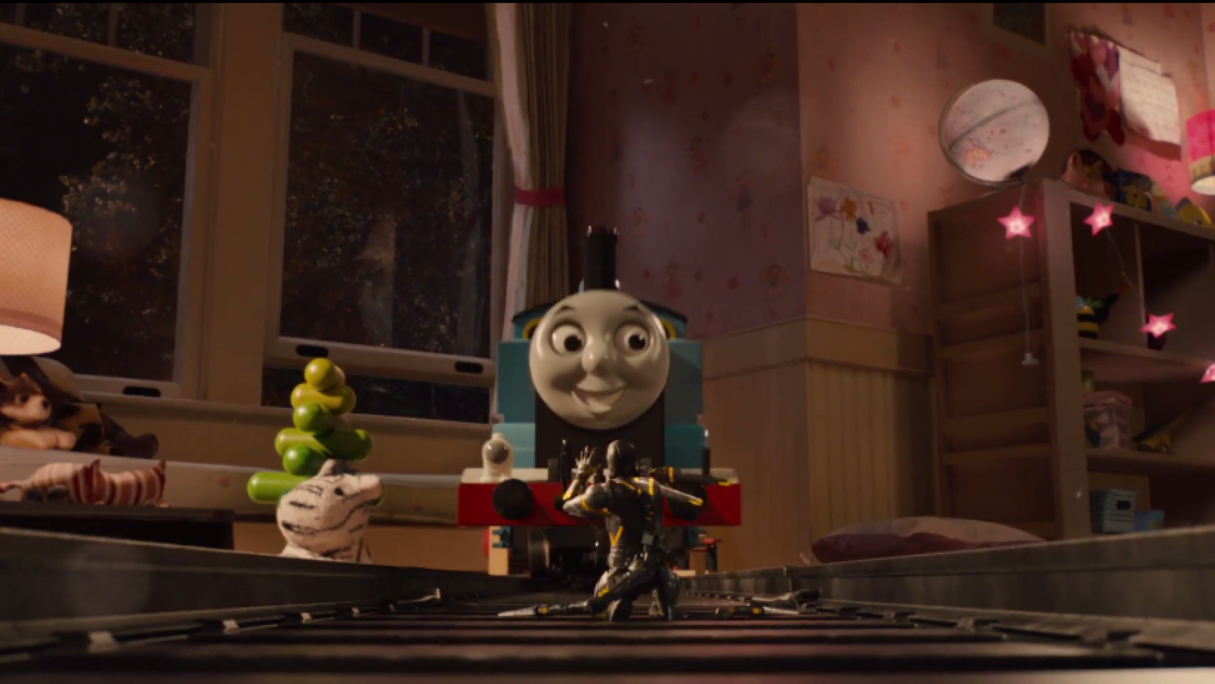 How Thomas the Tank Engine ended up in Ant-Man a0191c8e9