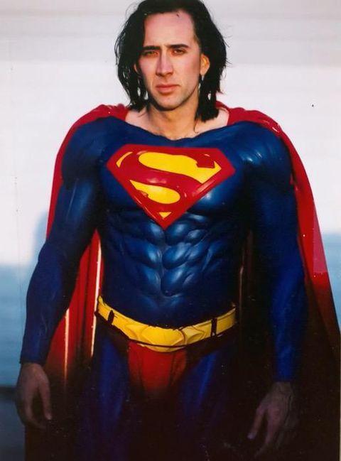 Resultado de imagem para nicolas cage superman