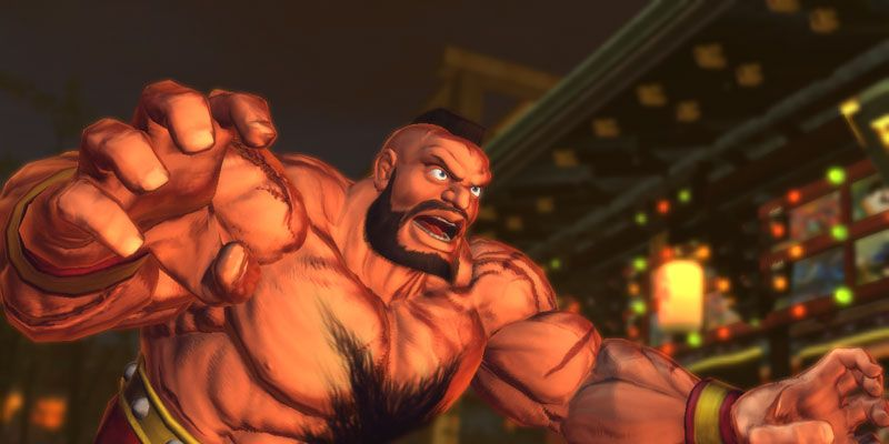 Street Fighter 5 Lets You Play As Zangief