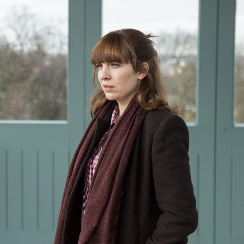 Humans star Katherine Parkinson responds to show being cancelled after three seasons