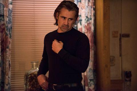 Colin Farrell talks True Detective season 2 reaction: