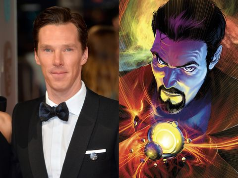 Doctor Strange movie release date, plot, cast, Benedict
