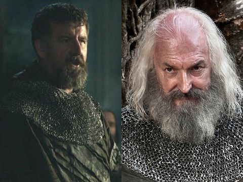 You've changed: The mid-show recastings of Game of Thrones