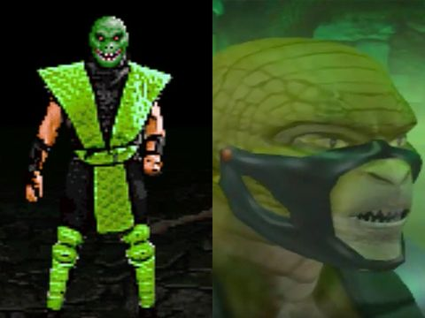 The 20 best Mortal Kombat characters ranked – but who scores