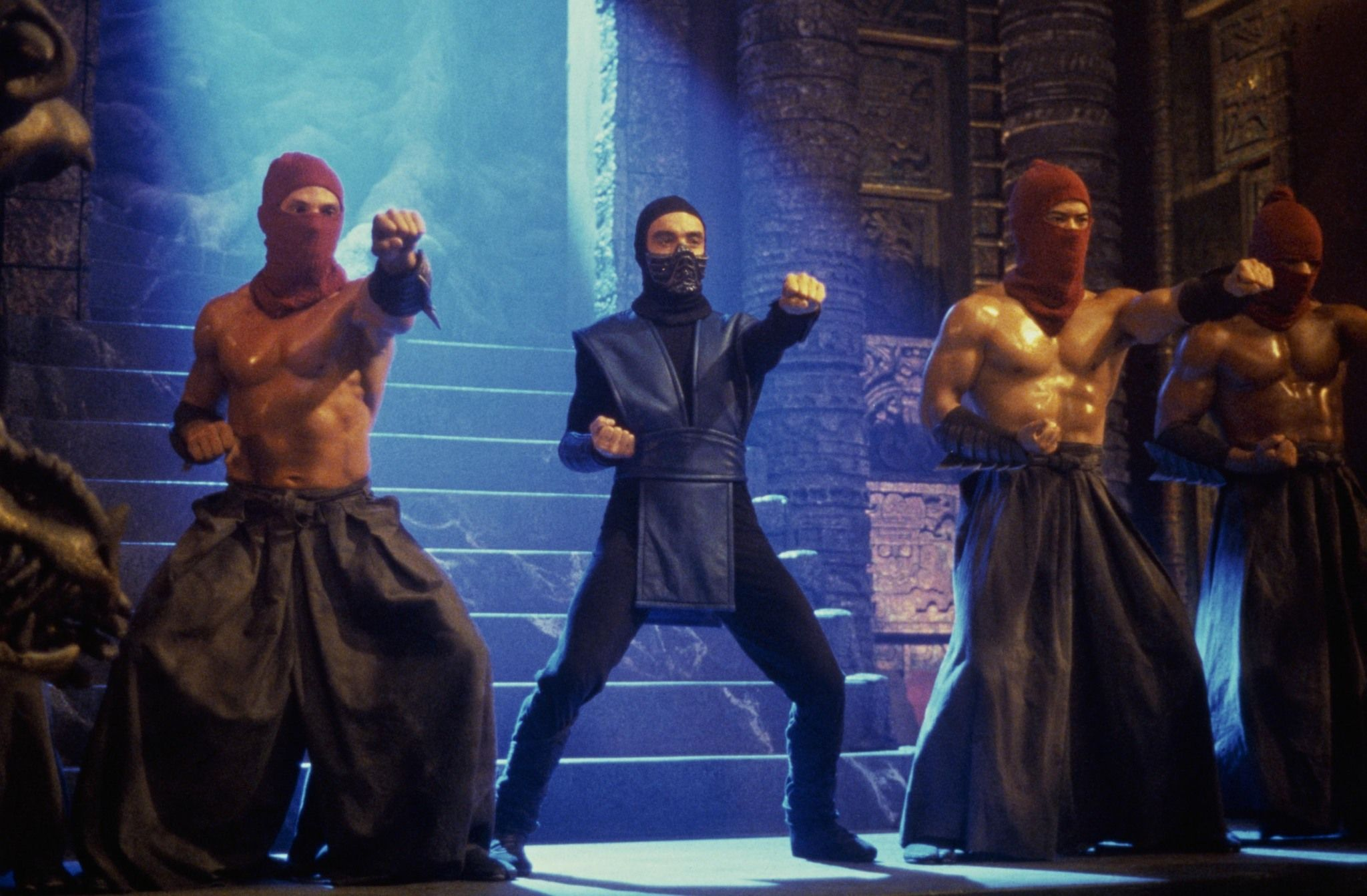 mortal kombat movie 1995 kano