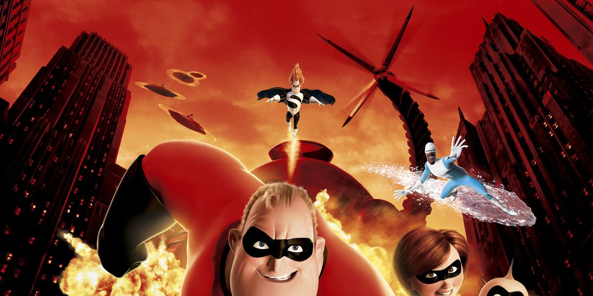 The Incredibles are all returning for the sequel