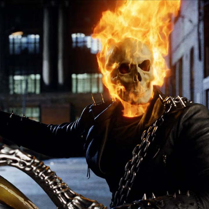 Marvel is bringing a Ghost Rider TV series to streaming