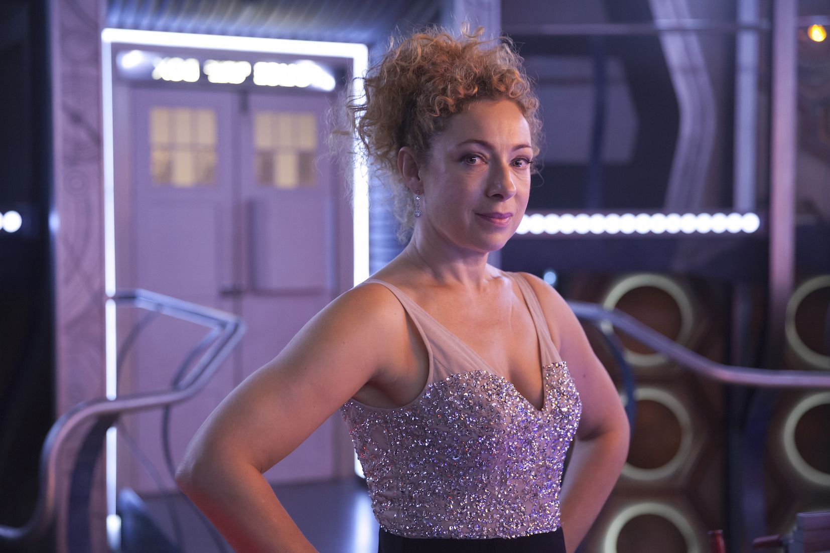 Doctor Who's Alex Kingston wanted to avoid 'River Song'-style performance in new Big Finish thriller