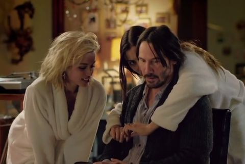 Ana De Armas And Keanu Reeves Movie Becomes Surprise Hit