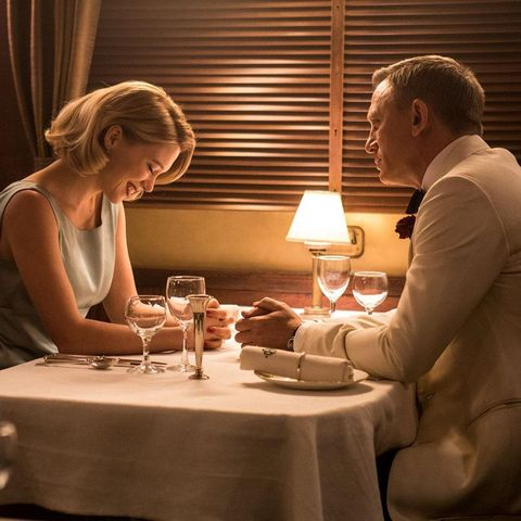 Spectre's kissing scenes and swear words have been cut in India