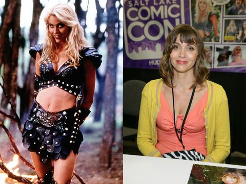 What happened to the cast of Xena? From Star Trek and Evil