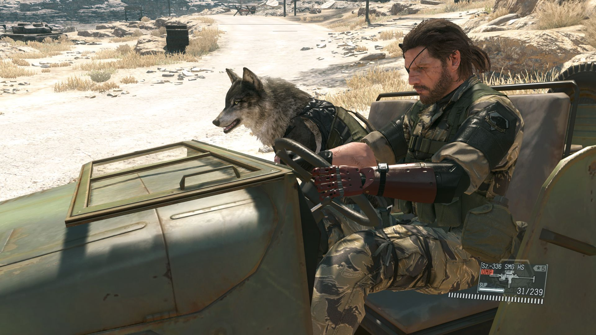 Metal Gear Solid 5 is a masterpiece