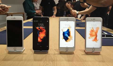 Apple may have ditched Samsung as its iPhone 7 processor maker
