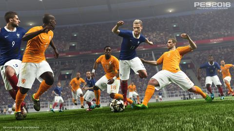 PES 2016 review: A credible rival to FIFA