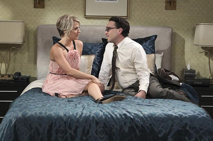Big Bang Theory star Kaley Cuoco reveals the goodbye present she gave to the cast