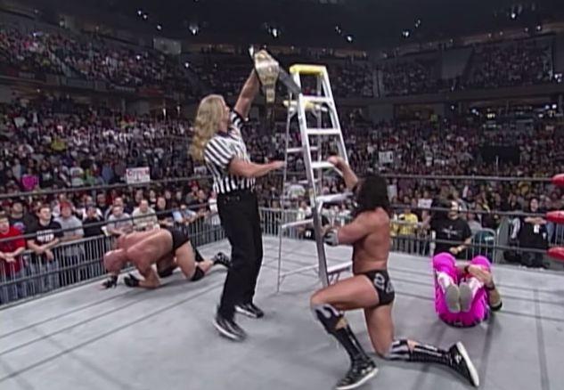 Watch a barmy WCW Monday Nitro moment