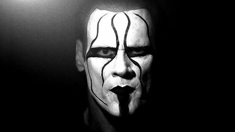 WWE icon Sting