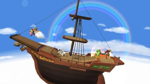 Smash Bros offers new Zelda stage as DLC
