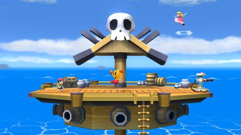 Smash Bros offers new Zelda stage as DLC