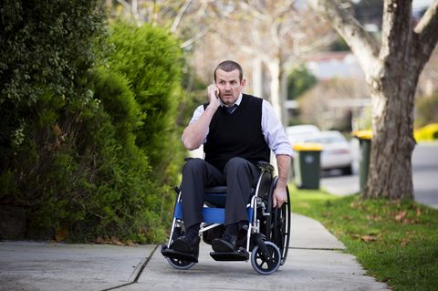 Wheelchair, Sitting, Rolling, Lap, Baby Products,