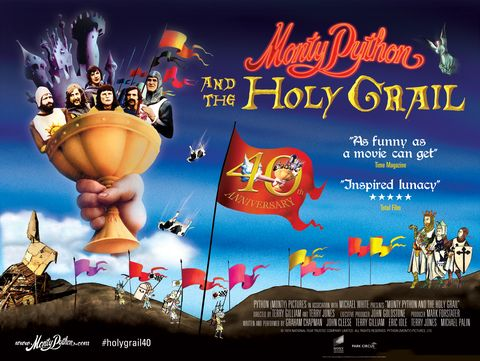 Re-Viewed: Monty Python's comedy classic
