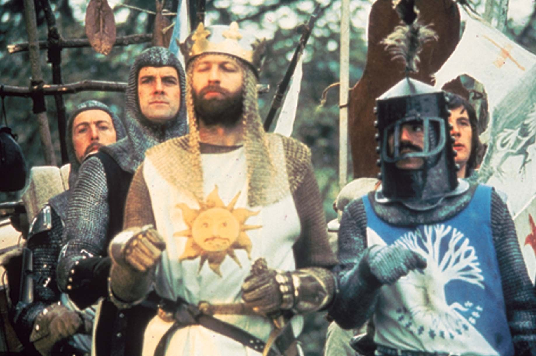 Re Viewed Monty Python And The Holy Grail Remains A Comedy Classic 40 Years Later