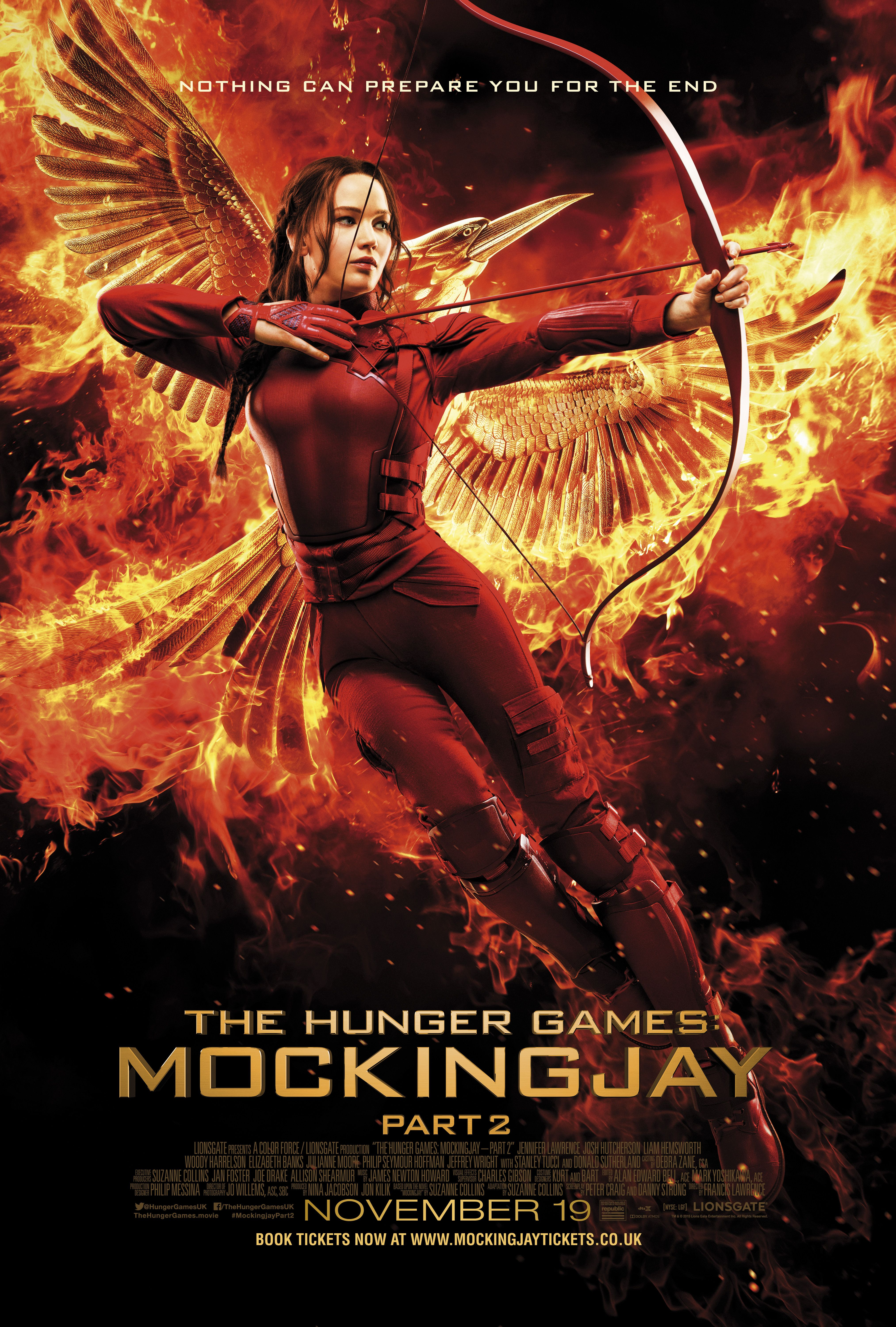 hunger games movie review essay
