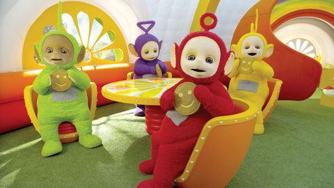 The Teletubbies are releasing their first album in 20 years