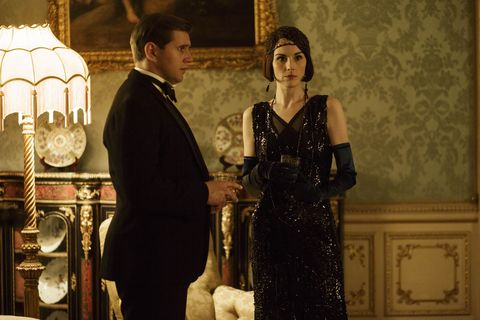 "Downton Abbey's Allen Leech says the movie gives Tom Branson the ""ending he deserved"""
