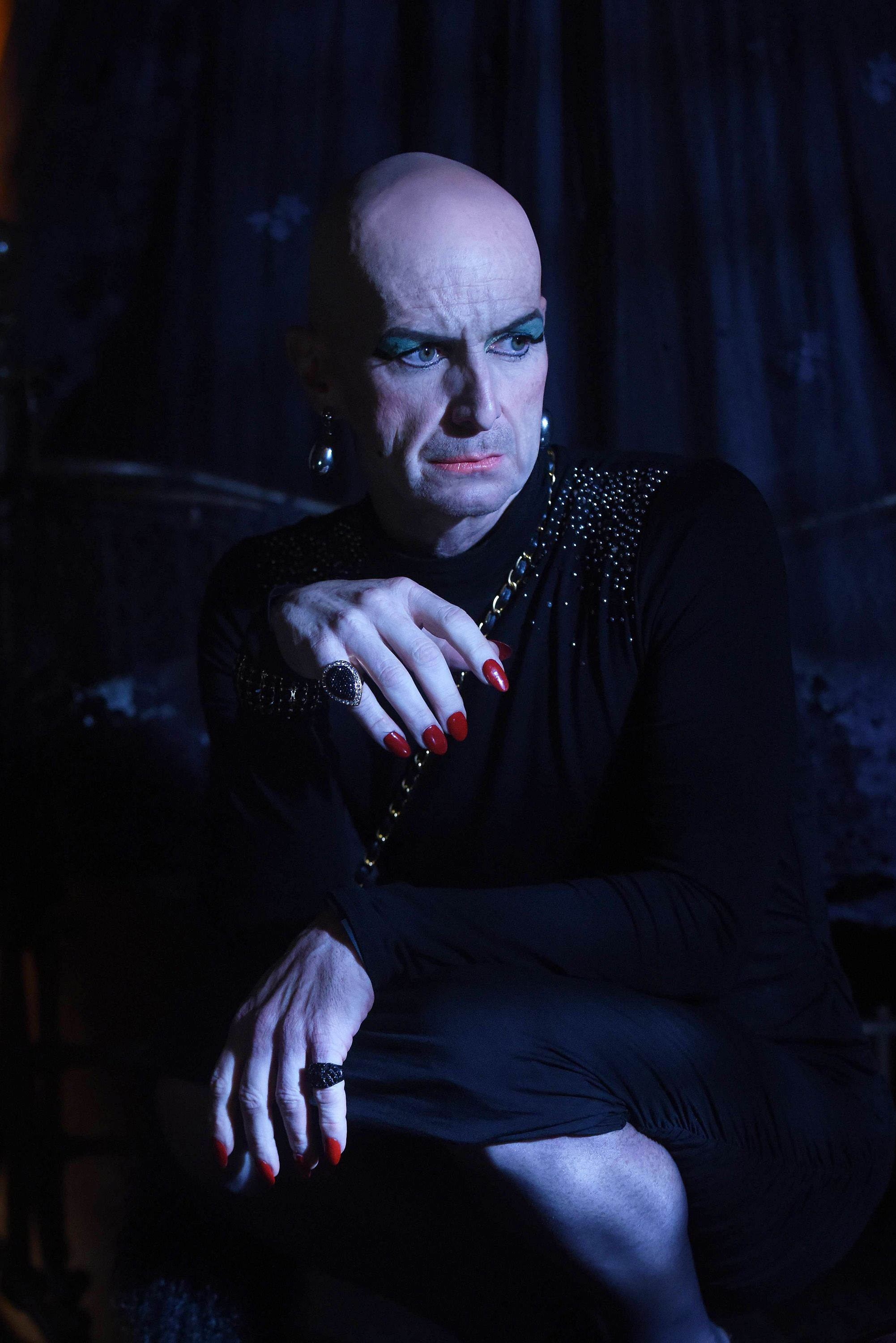 American Horror Story star Denis O'Hare reflects on playing a trans character in season 5's Hotel