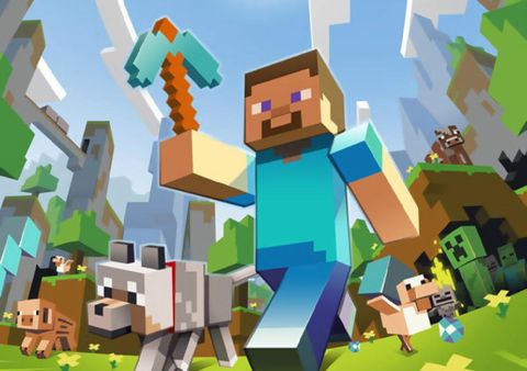 Minecraft Pocket Edition is about to go social with mobile