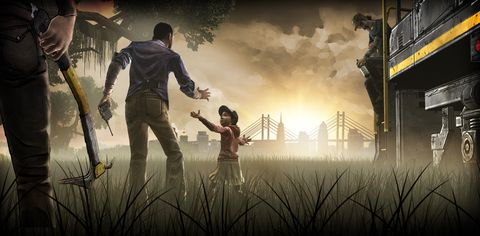 Telltale's The Walking Dead: Season 3 will debut this year
