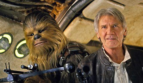 Chewbacca, Fictional character,