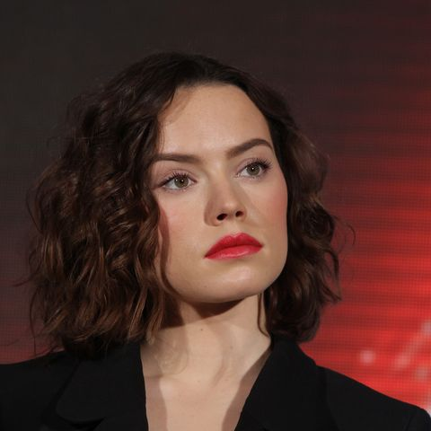 Star Wars Daisy Ridley Reveals Fears Over Leading Her First Film In Ophelia