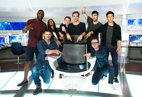 Star Trek Beyond - plot, trailer, cast, release date and